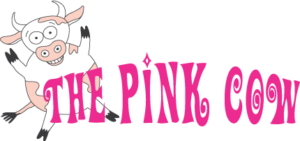 the pink cow